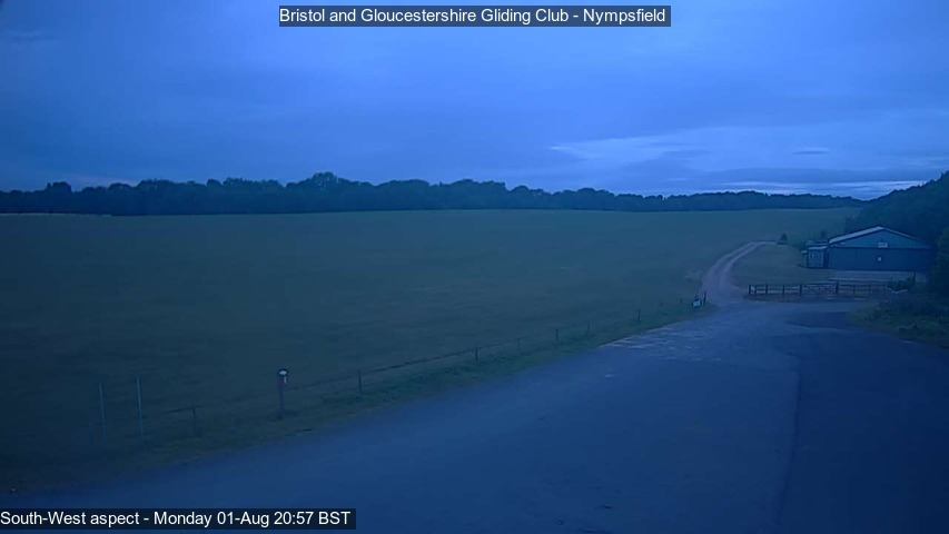 Nympsfield South West Webcam