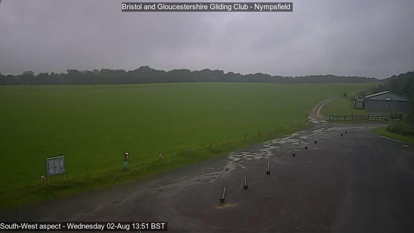 Live Gliding Club webcam
