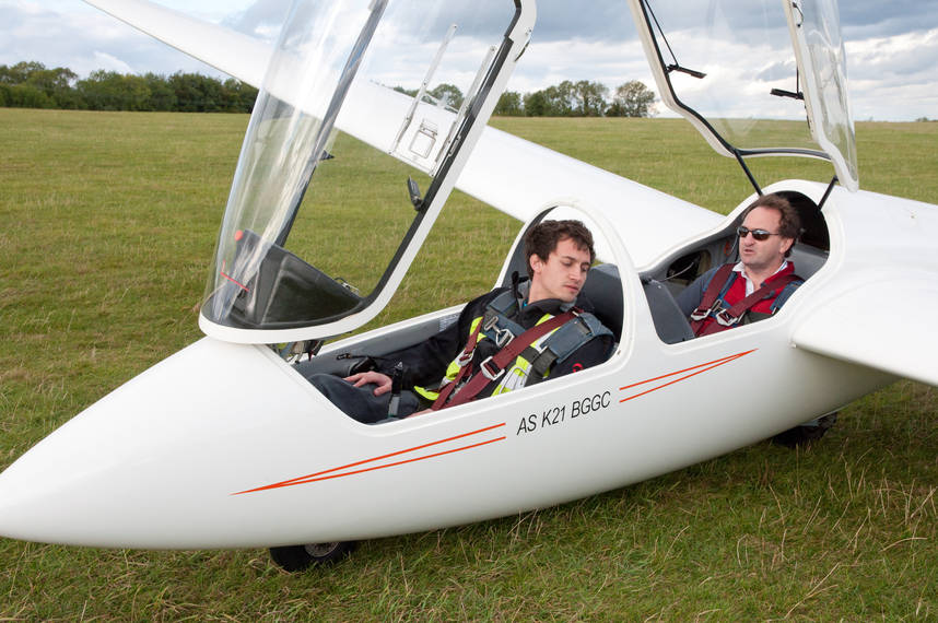 Learn to Fly – Bristol & Gloucestershire Gliding Club